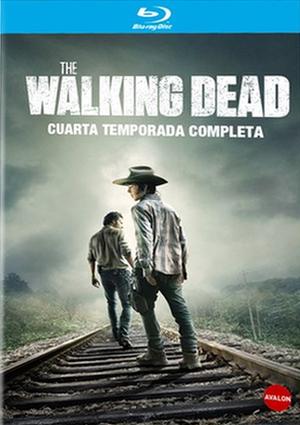 the walking dead: temporada 4 (blu-ray)-8436540905703
