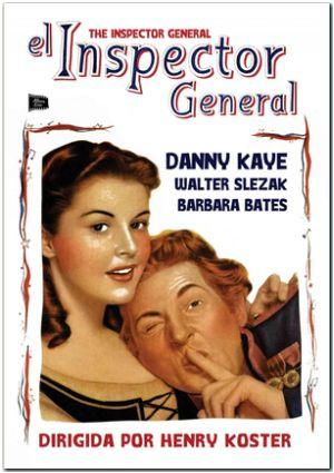 el inspector general (dvd)-8436541008571