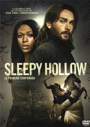 sleepy hollow: temporada 1 (dvd)-8420266972835