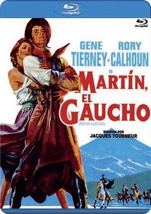 martin el gaucho (blu-ray)-8436022319622