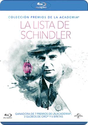 la lista de schindler (blu-ray)-8414906221797
