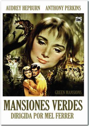 mansiones verdes (dvd)-8436554230266
