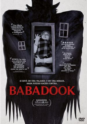 the babadook (dvd)-8435175968039