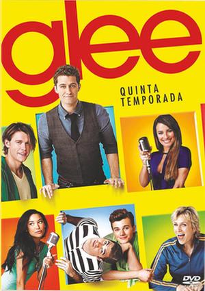 glee: temorada 5 (dvd)-8420266974051