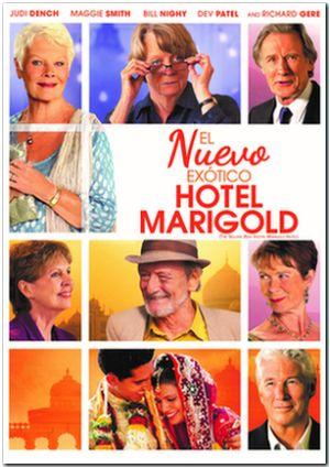 el nuevo exotico hotel marigold (dvd)-8420266974808