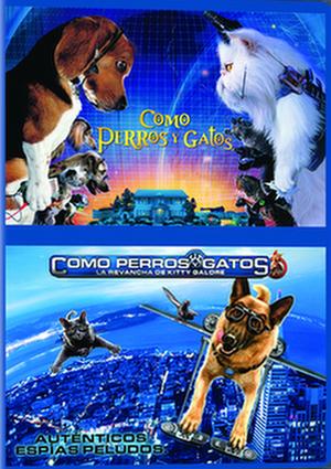 como perros y gatos 1 + 2 (dvd)-5051893104752