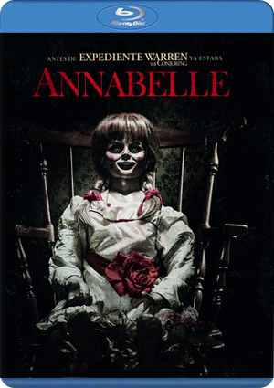 annabelle (blu-ray)-5051893222326