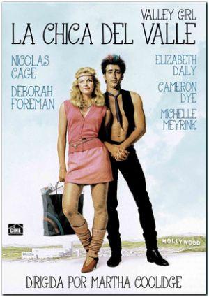 la chica del valle (dvd)-8436554230921