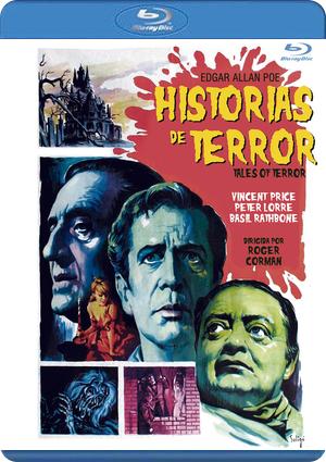 historias de terror  (blu-ray)-8436558190351