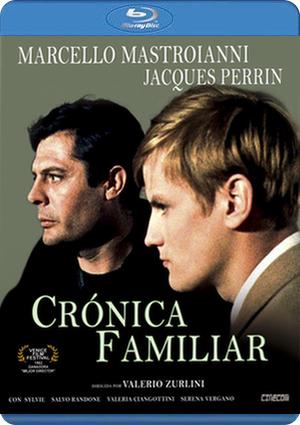 cronica familiar (blu-ray)-8436532913136