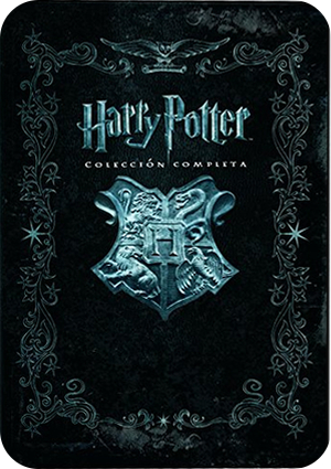 harry potter: ed.metálica (dvd)-5051893224924