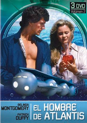 el hombre de atlantis. vol 2 (dvd)-8436022323896