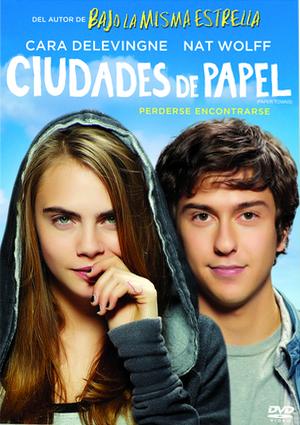 ciudades de papel (dvd)-8420266974549