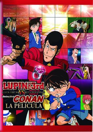 lupin vs. detective conan: ed.coleccionistas (blu-ray)-8420266976956