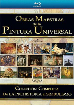pack obras maestras pintura universal (blu-ray)-8436022324459