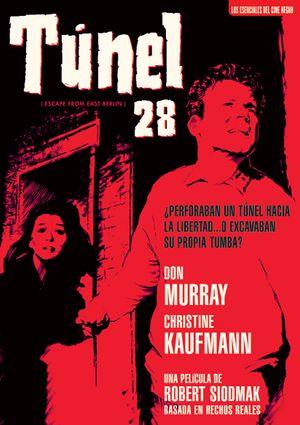 túnel 28 (escape from east berlin) (dvd)-8427328720823