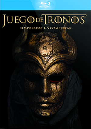 pack juego de tronos 1-5: ed.premium (blu-ray)-5051893227550