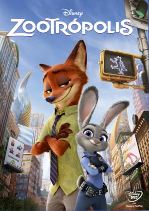 zootrópolis (dvd)-8717418476588