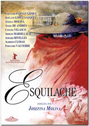 esquilache (dvd)-8421394547155