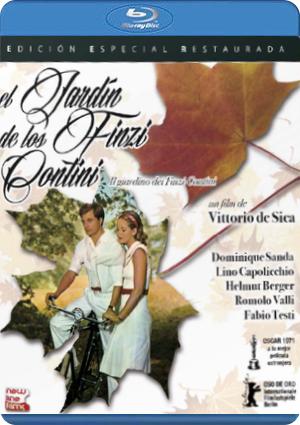 el jardin de los finzi contini (blu-ray)-8436532913853