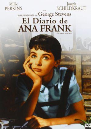el diario de ana frank (dvd)-8420266997890