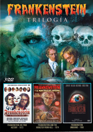 pack frankenstein trilogia (dvd)-8436022327689
