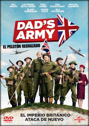 dad s army: el peloton rechazado (dvd)-8414906812773