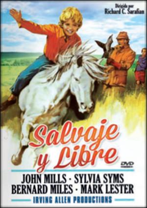 370b7b7d8c0e SALVAJE Y LIBRE (DVD) de Richard C. Sarafian - 8436022328464 ...