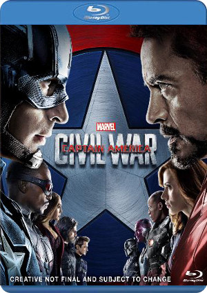 capitán américa: civil war (blu-ray)-8717418482633