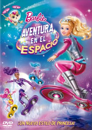 barbie: aventura en el espacio (dvd)-8414533100670