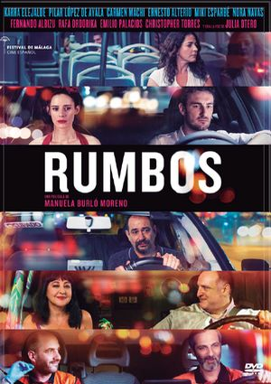 rumbos (dvd)-8414533101011