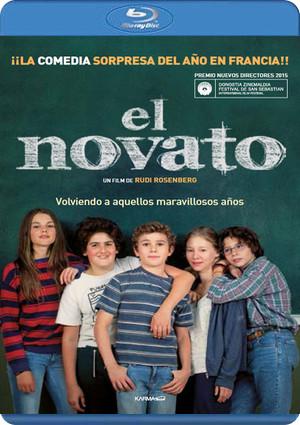 el novato (blu-ray)-8437010738371