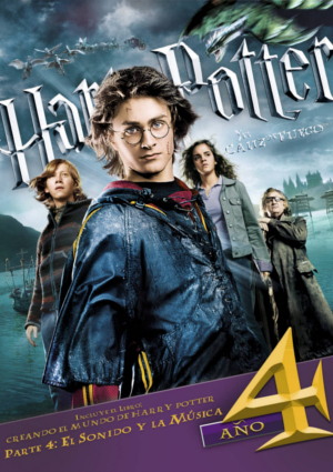 HARRY POTTER Y EL CÁLIZ DE FUEGO (DVD)+LIBRO de Mike Newell ...