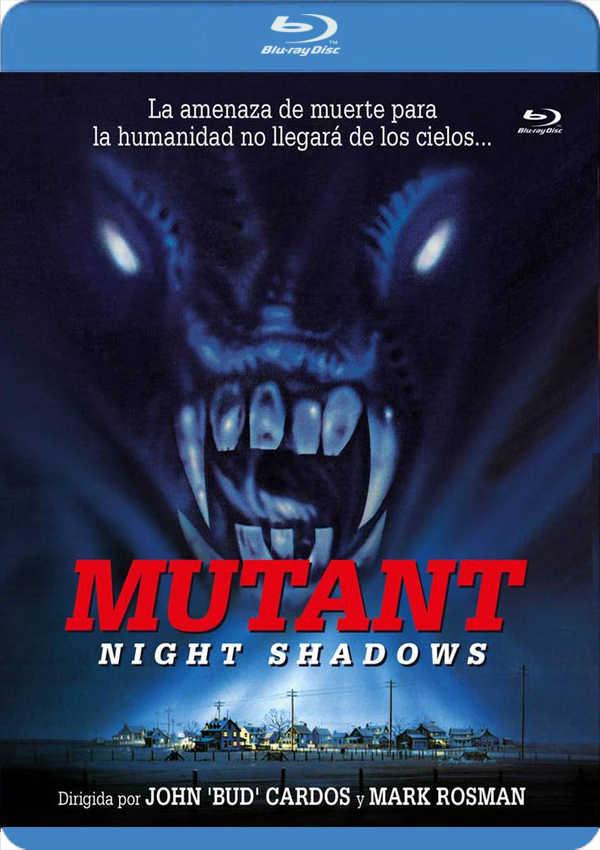 mutant - blu ray --8436569300749