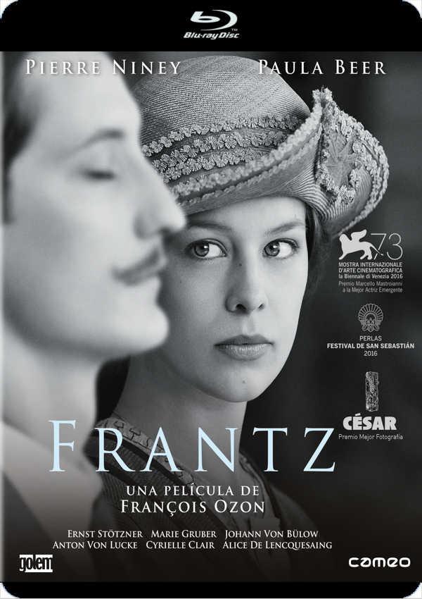 frantz - blu ray --8436564162090