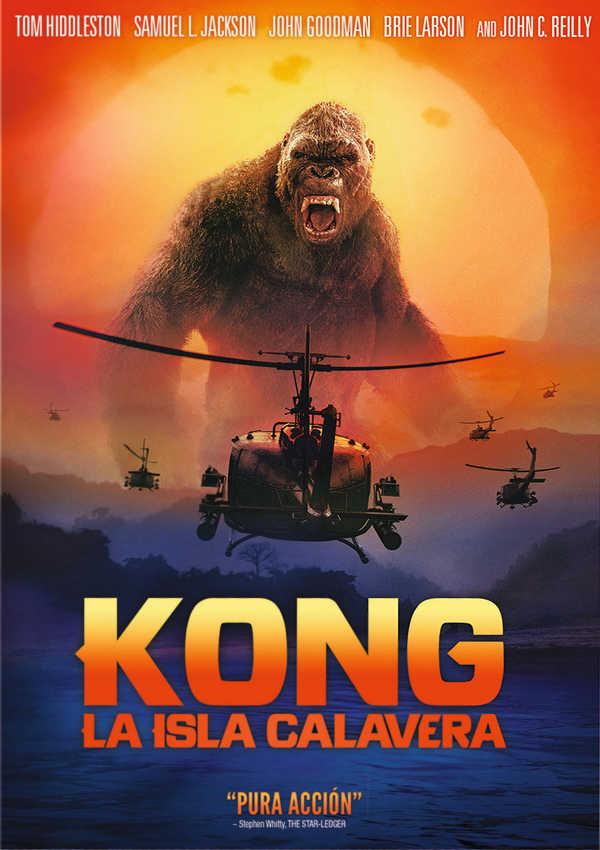 Resultado de imagen de kong la isla calavera