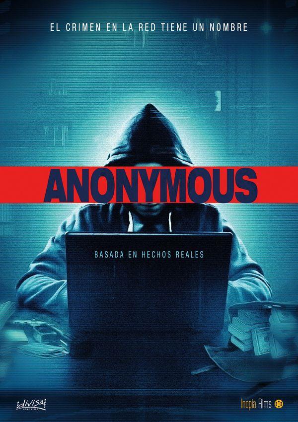 anonymous - dvd --8421394549326
