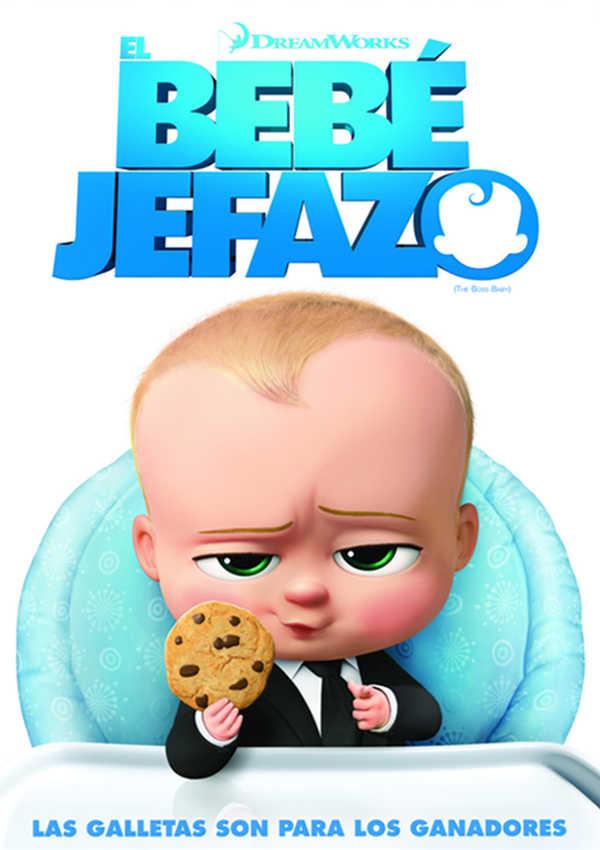 el bebé jefazo - dvd --8420266007995