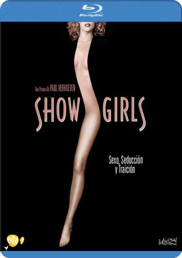 showgirls - blu ray --8421394409514