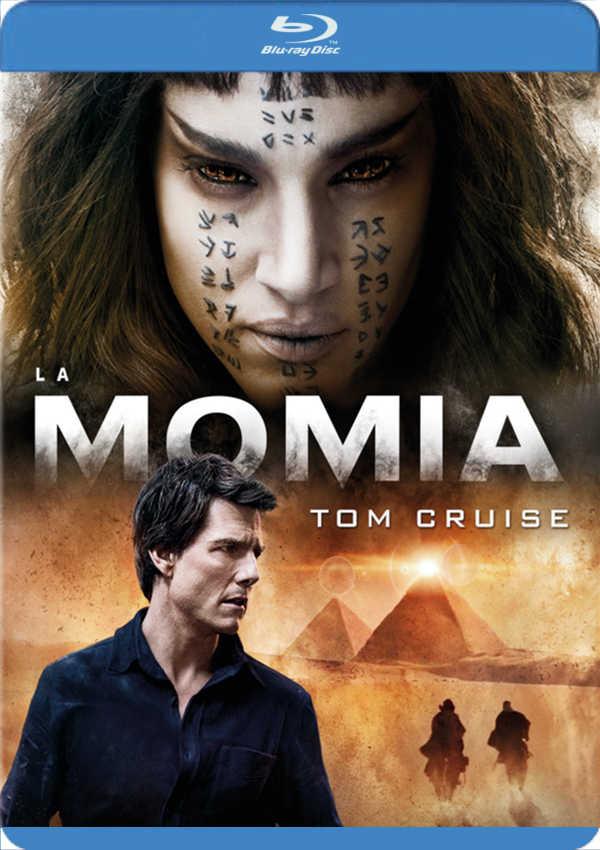 la momia - blu ray --8414533108089