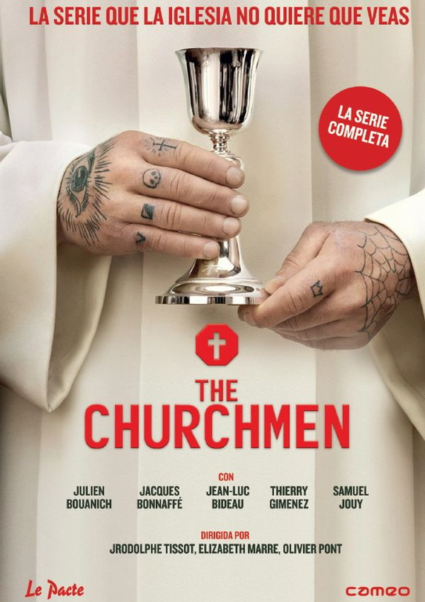 the churchmen - dvd - serie completa-8436564163486