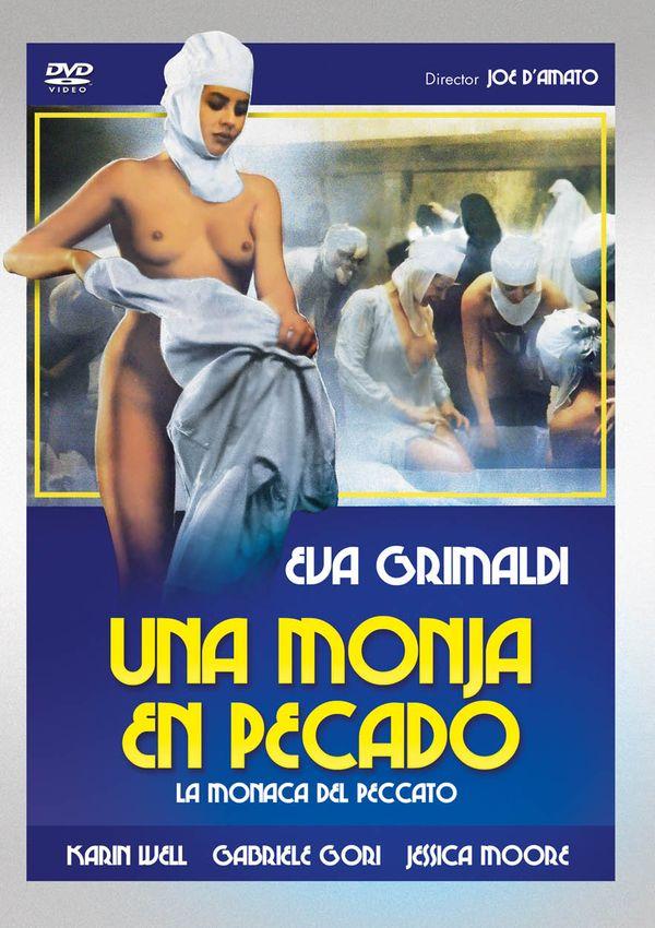 una monja en pecado - dvd --8435479600925