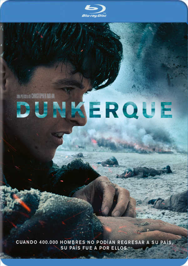dunkerque - blu ray --8420266011022