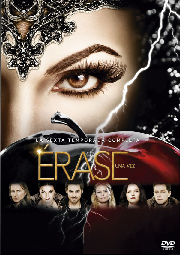 ERASE UNA VEZ - DVD - TEMPORADA 6 de Adam Horowitz - 8717418524661 ...