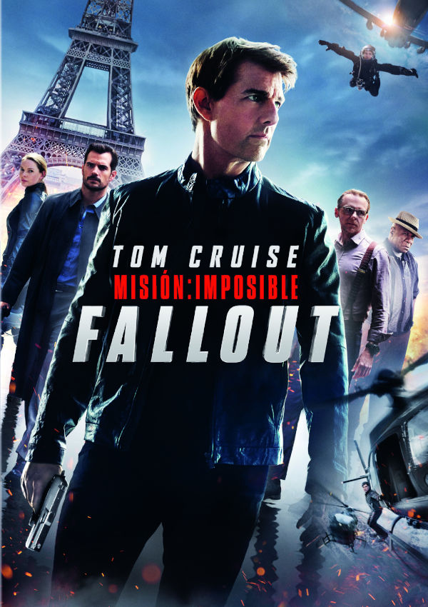 mision imposible 6 fallout - dvd --8414533117302
