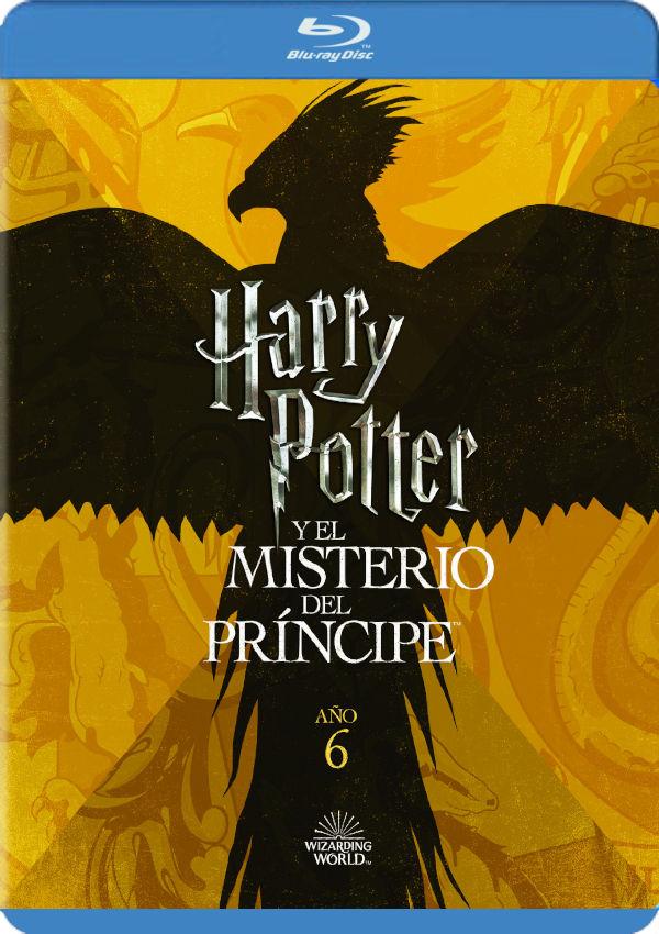 harry potter y el misterio del príncipe. ed. 2018 - blu ray --8420266018915