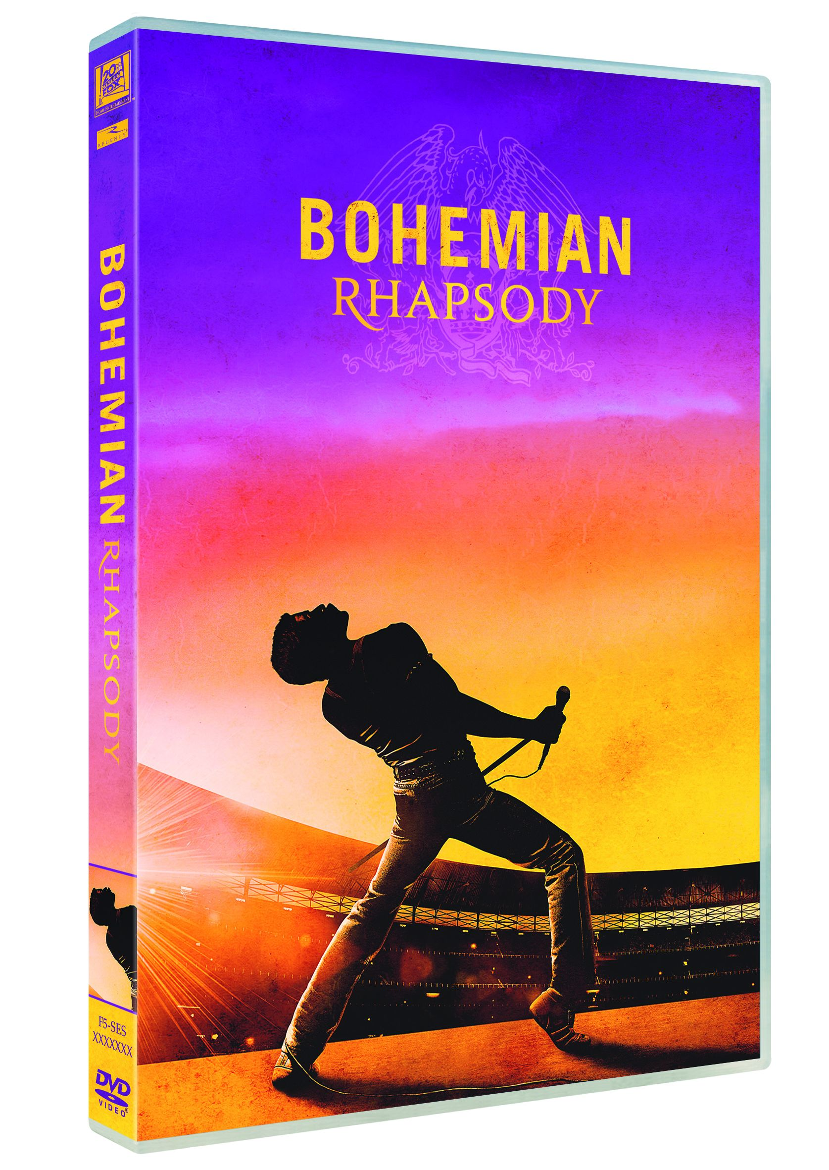 bohemian rhapsody - dvd --8420266020857