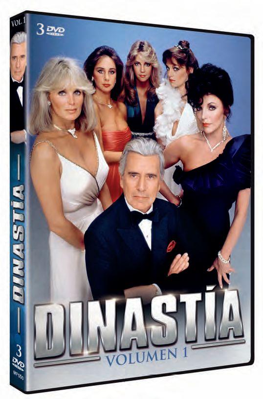 dinastía vol. 1 - dvd --8436569305744