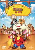 FIEVEL VA AL OESTE (DVD)