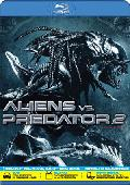 aliens vs. predator 2 (blu-ray+dvd)+copia digital-8420266950437